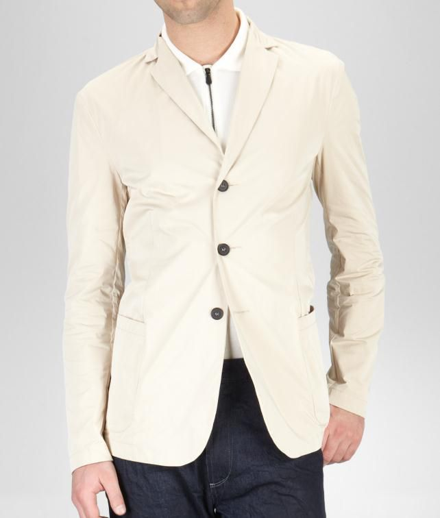 BOTTEGA VENETA Soft Cloth Travel Jacket Coat or Jacket U fp