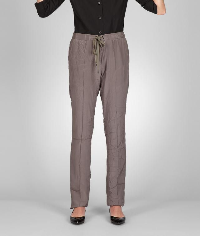BOTTEGA VENETA Silk Pant Skirt or trouser D fp