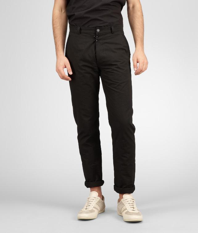 BOTTEGA VENETA Rib Cotton Pant  Jeans or Pant U fp