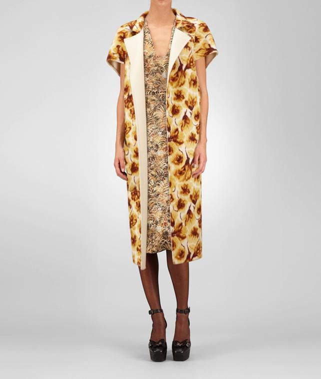 BOTTEGA VENETA Cashmere Tulip Print Coat Coat or Jacket D fp