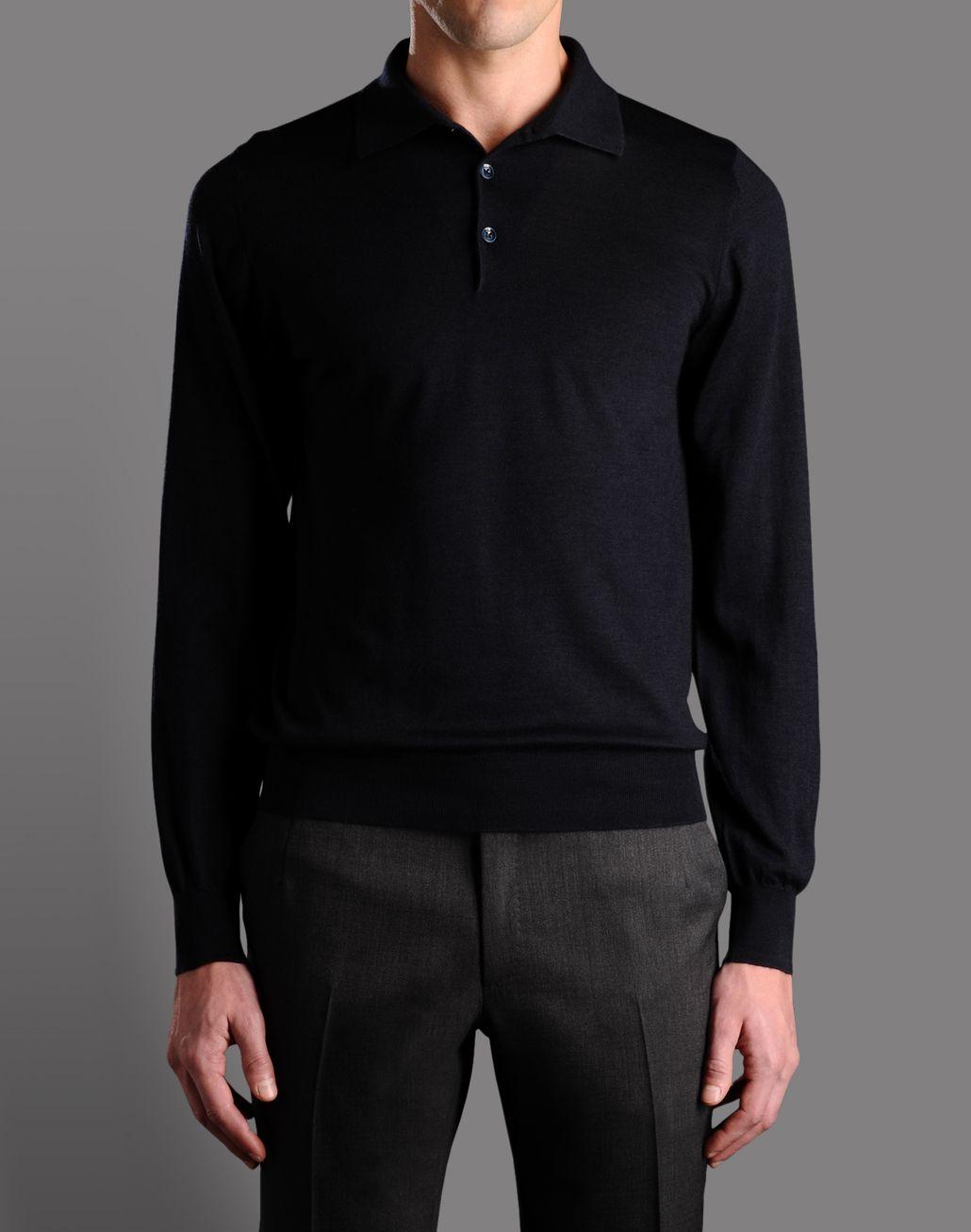 BRIONI POLO SHIRT Knitwear U f