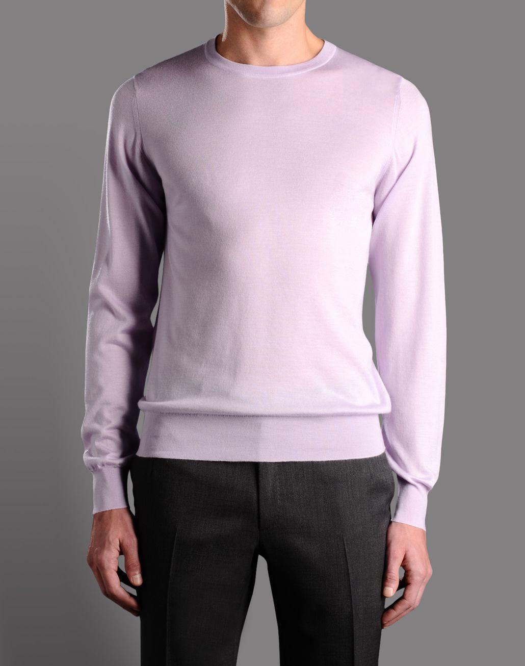 BRIONI CREWNECK Knitwear U f