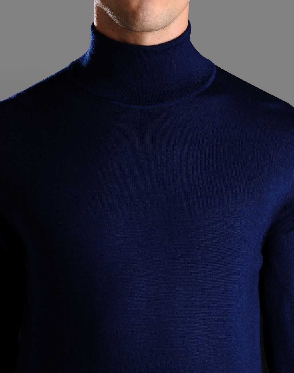 BRIONI TURTLENECK Knitwear U e