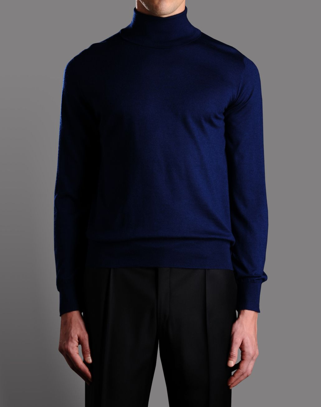 BRIONI TURTLENECK Knitwear Man f