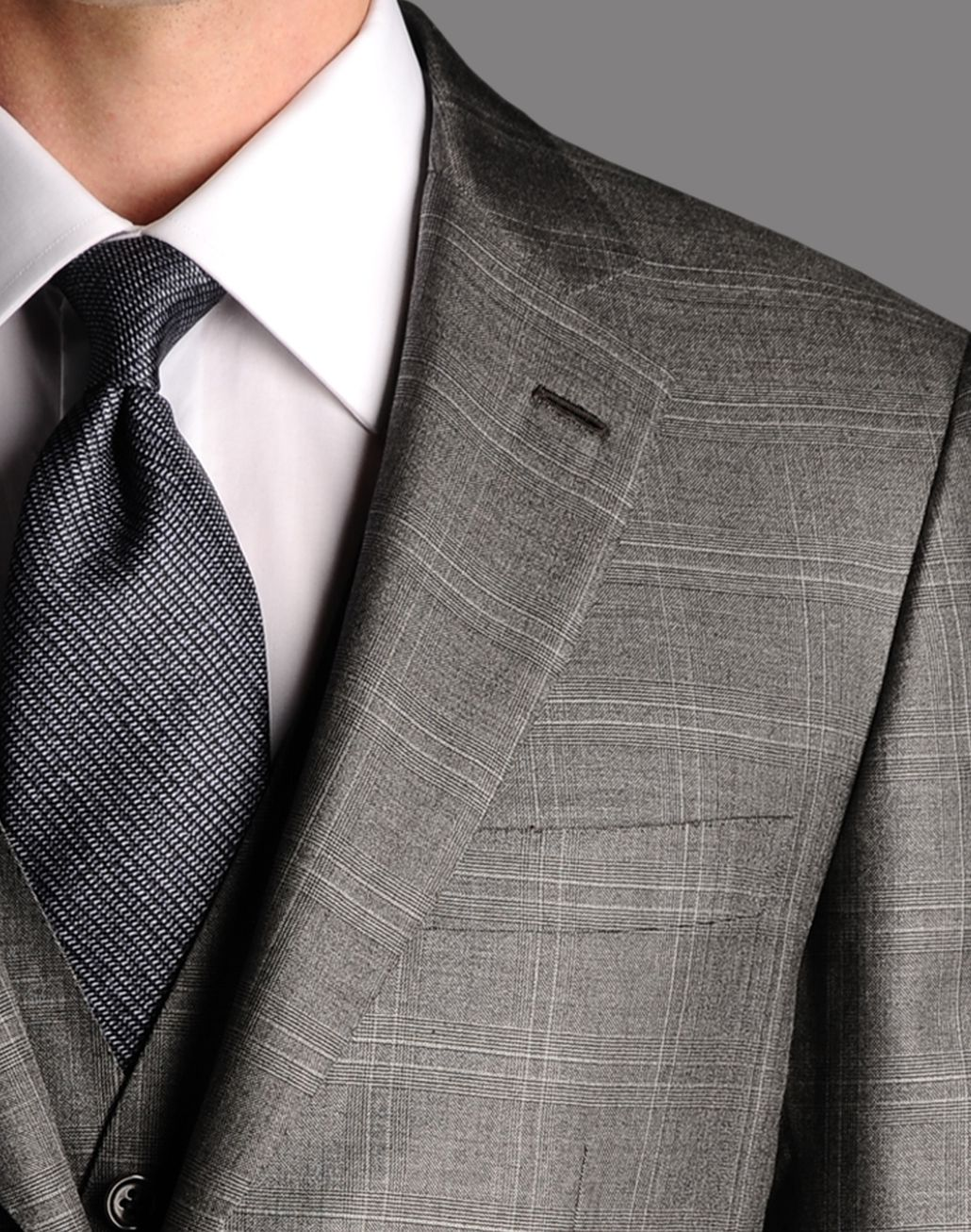 BRIONI THREE PIECE SUIT Suits & Jackets U d