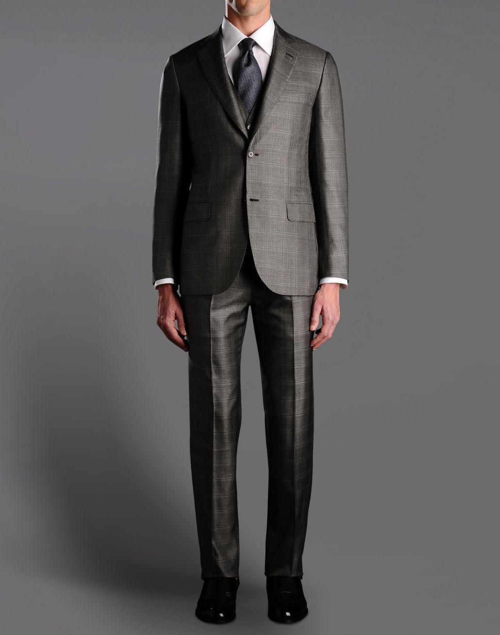 BRIONI THREE PIECE SUIT Suits & Jackets U f