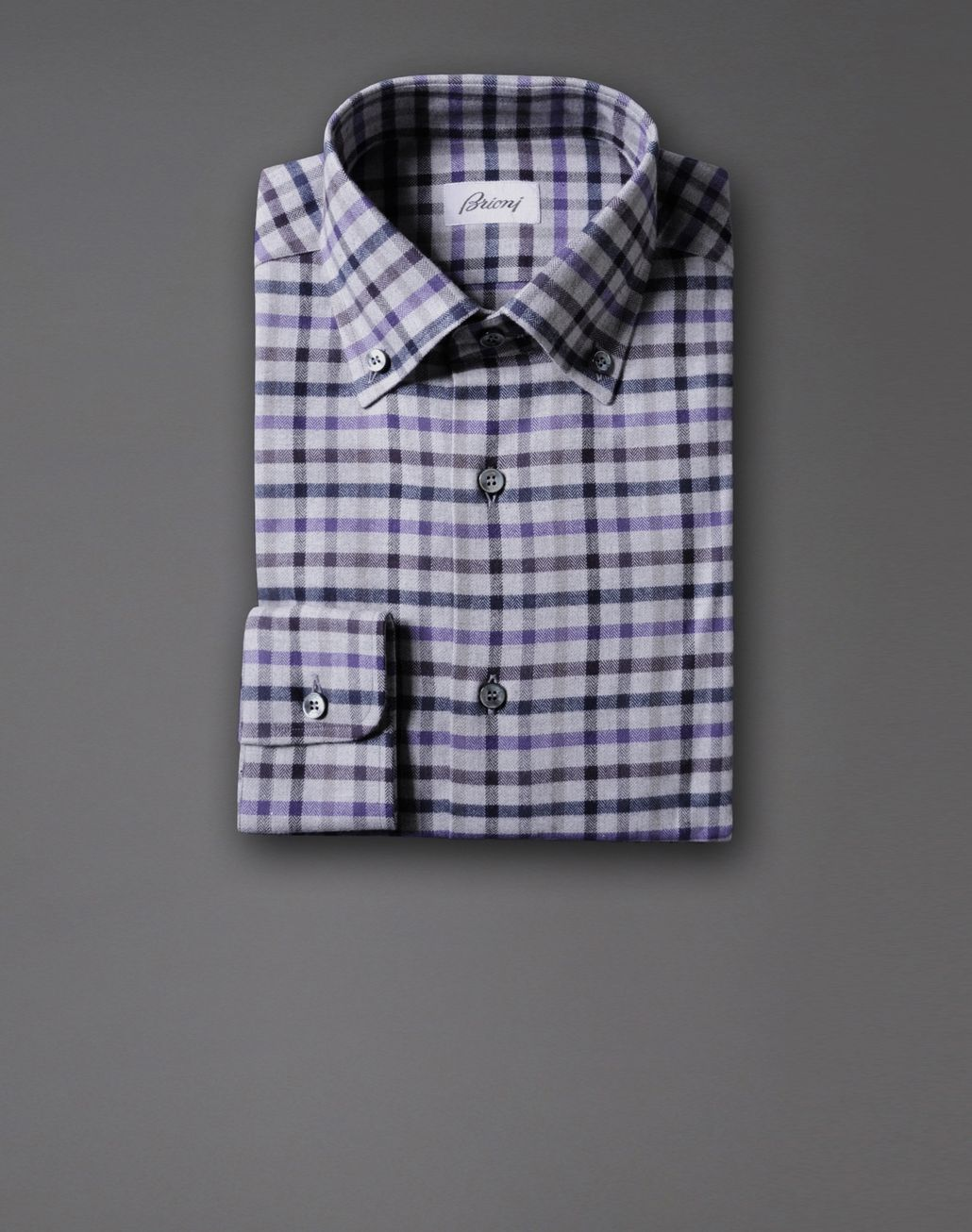 BRIONI LEISURE SHIRT Shirt U f