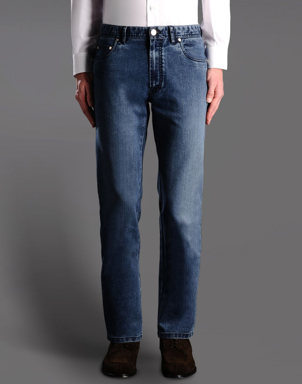 BRIONI FIVE-POCKETS Denim U f