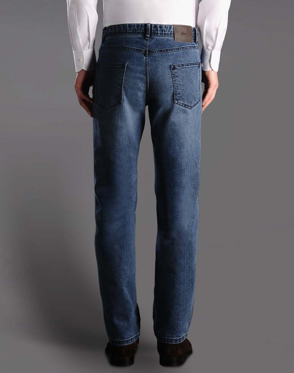 BRIONI FIVE-POCKETS Denim U r