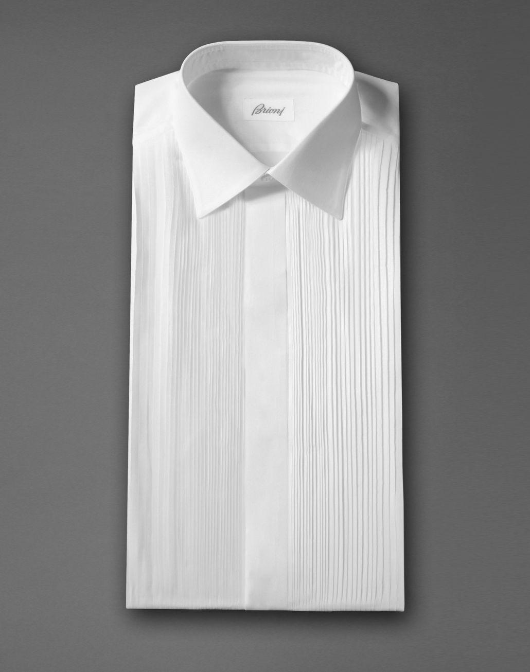 BRIONI TUXEDO SHIRT Shirt U f
