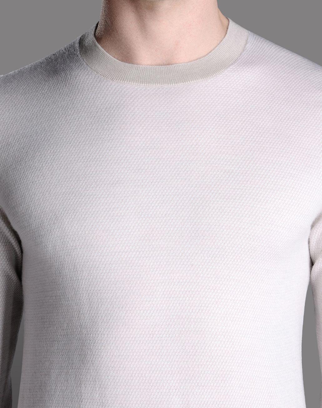 BRIONI CREW-NECK JERSEY  Knitwear U e