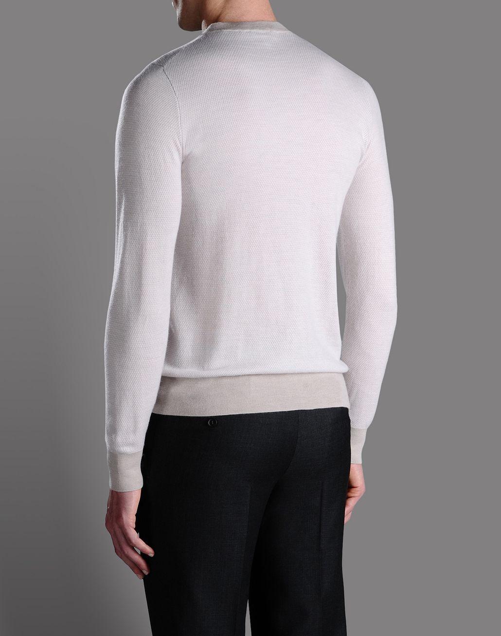 BRIONI CREW-NECK JERSEY  Knitwear U r