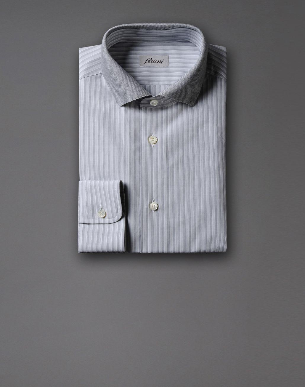 BRIONI LEISURE SHIRT Shirt U f