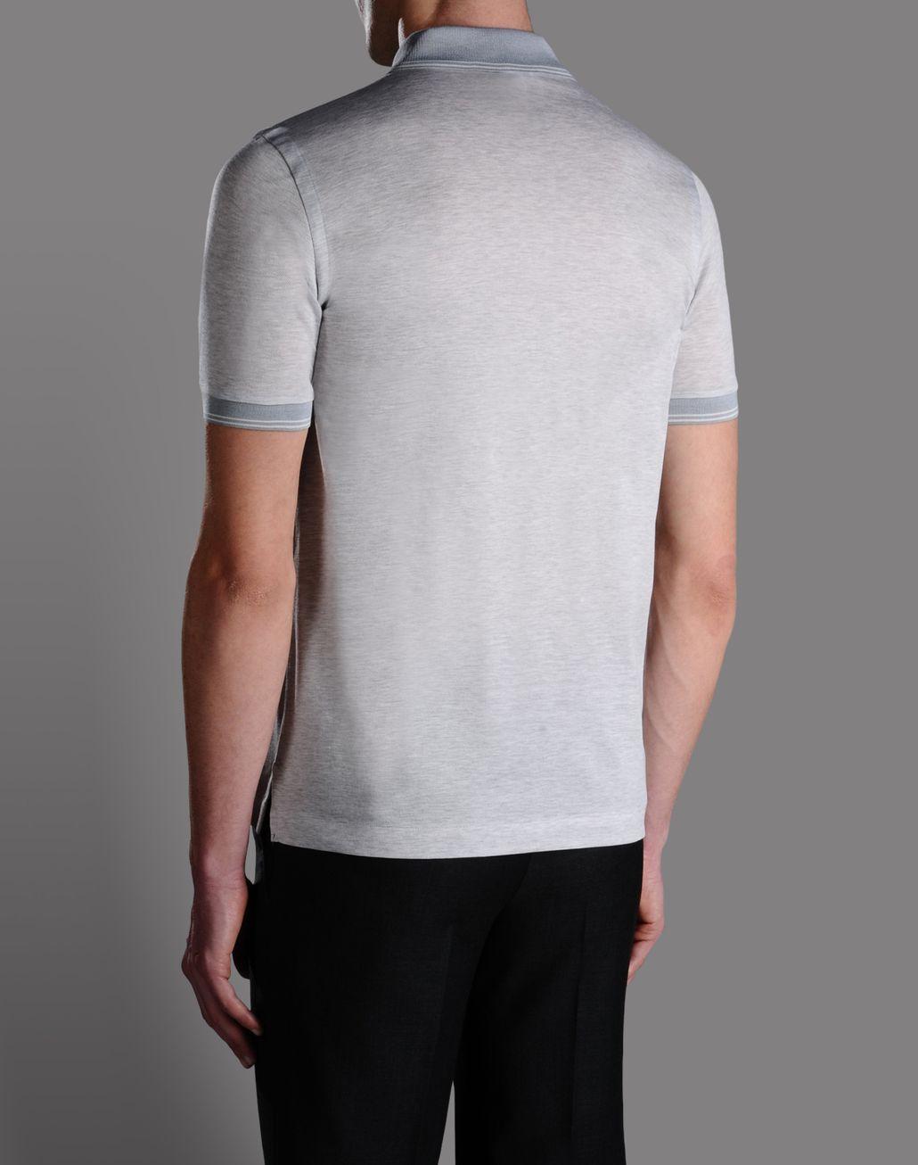 BRIONI POLO SHIRT  T-Shirts & Polos U r