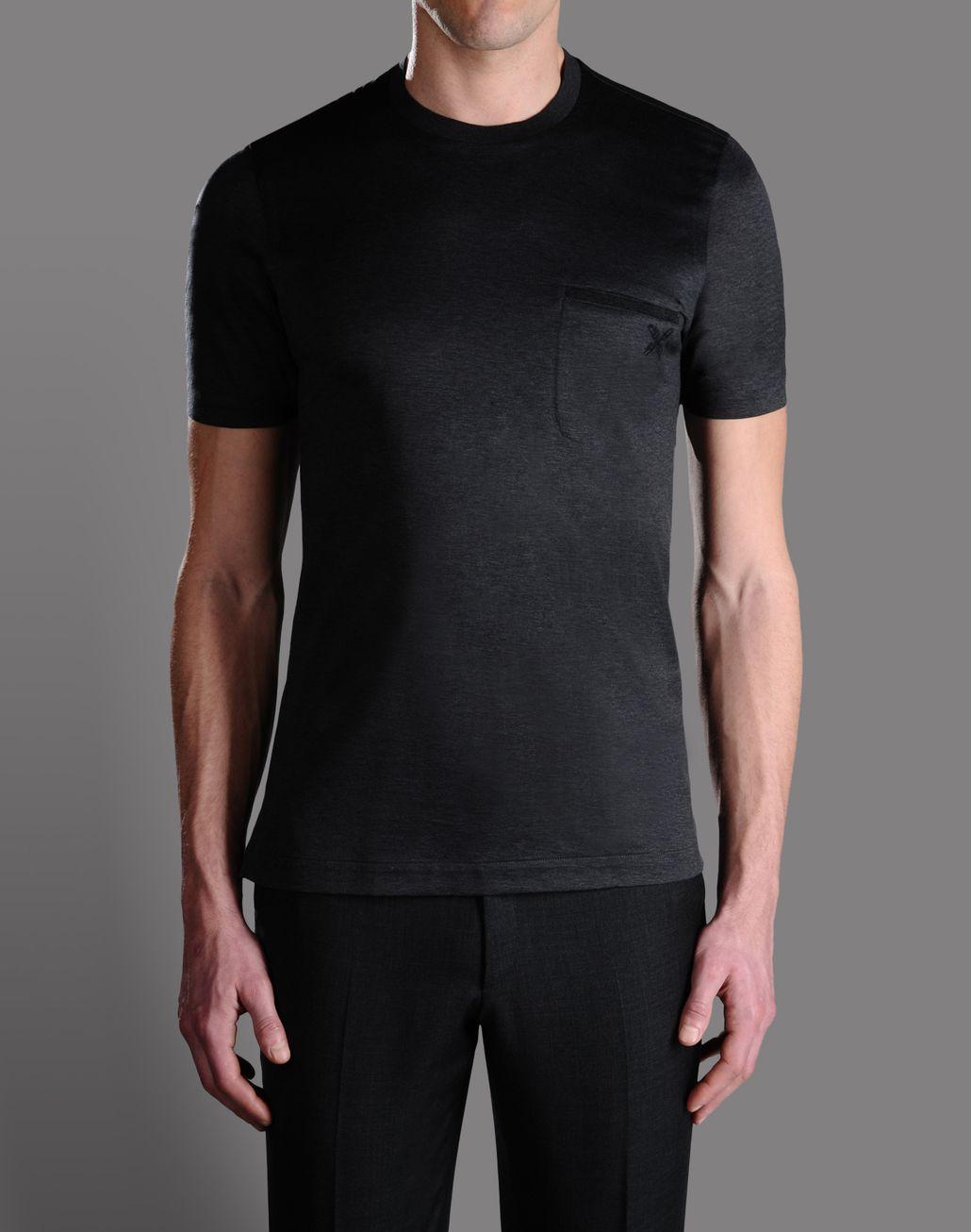 BRIONI T-SHIRT T-Shirts & Polos U f