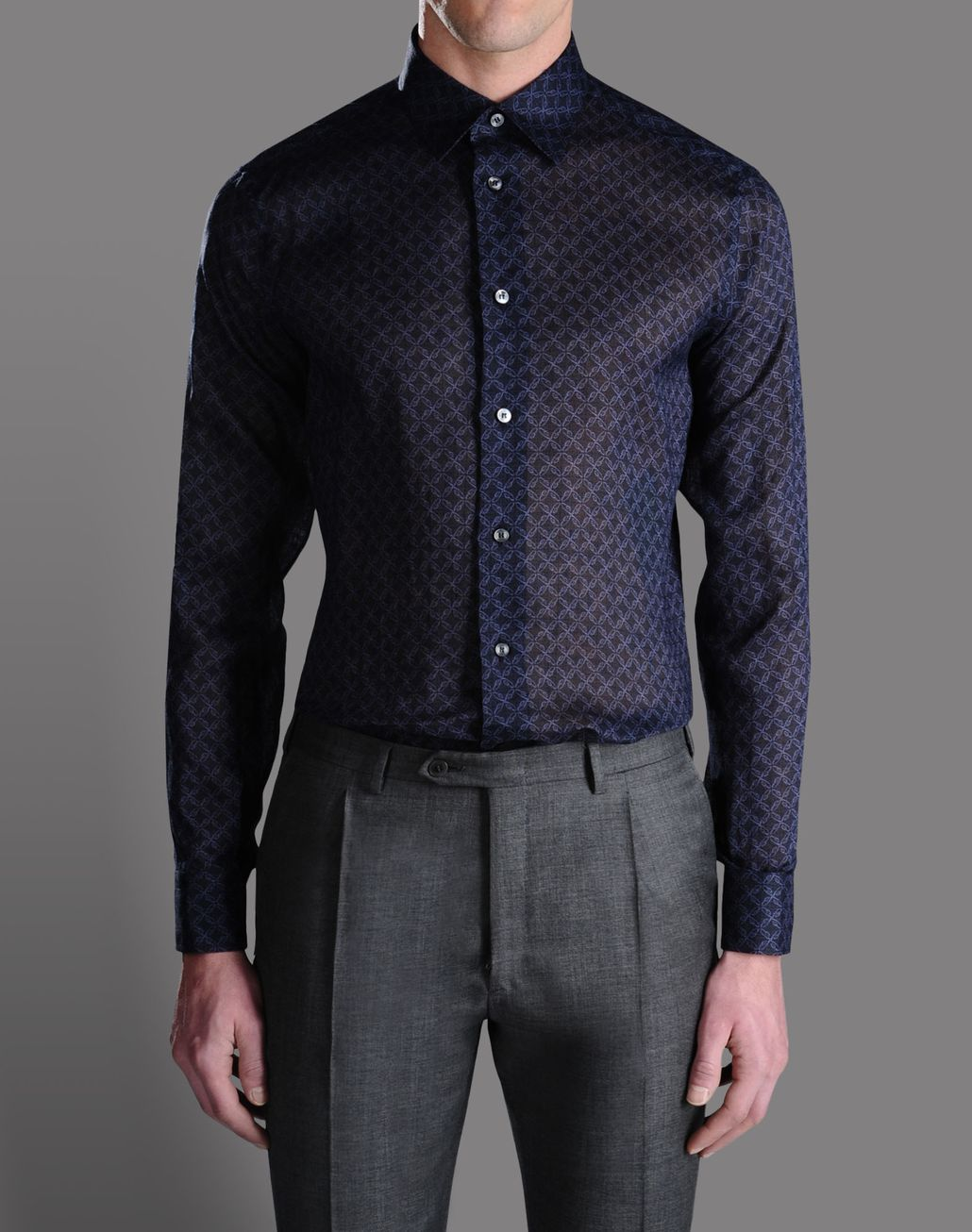 BRIONI LEISURE SHIRT Shirt Man r
