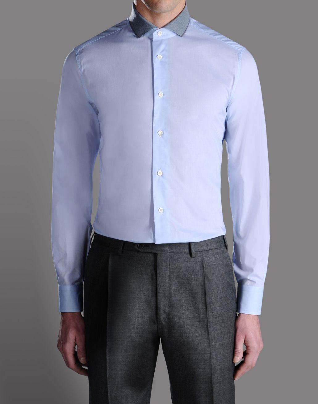 BRIONI LEISURE SHIRT Shirt U r