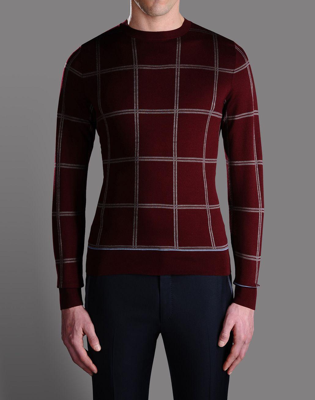 BRIONI CREW-NECK JERSEY  Knitwear U f