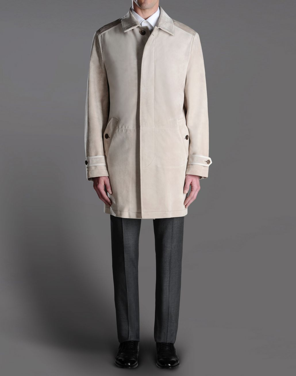 BRIONI CAR COAT Outerwear U f