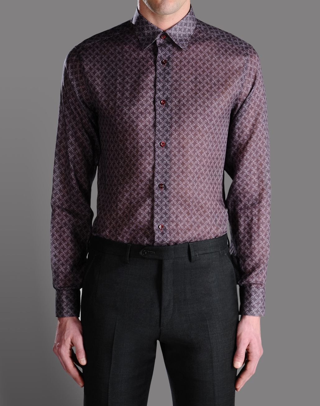 BRIONI LEISURE SHIRT Shirt U r