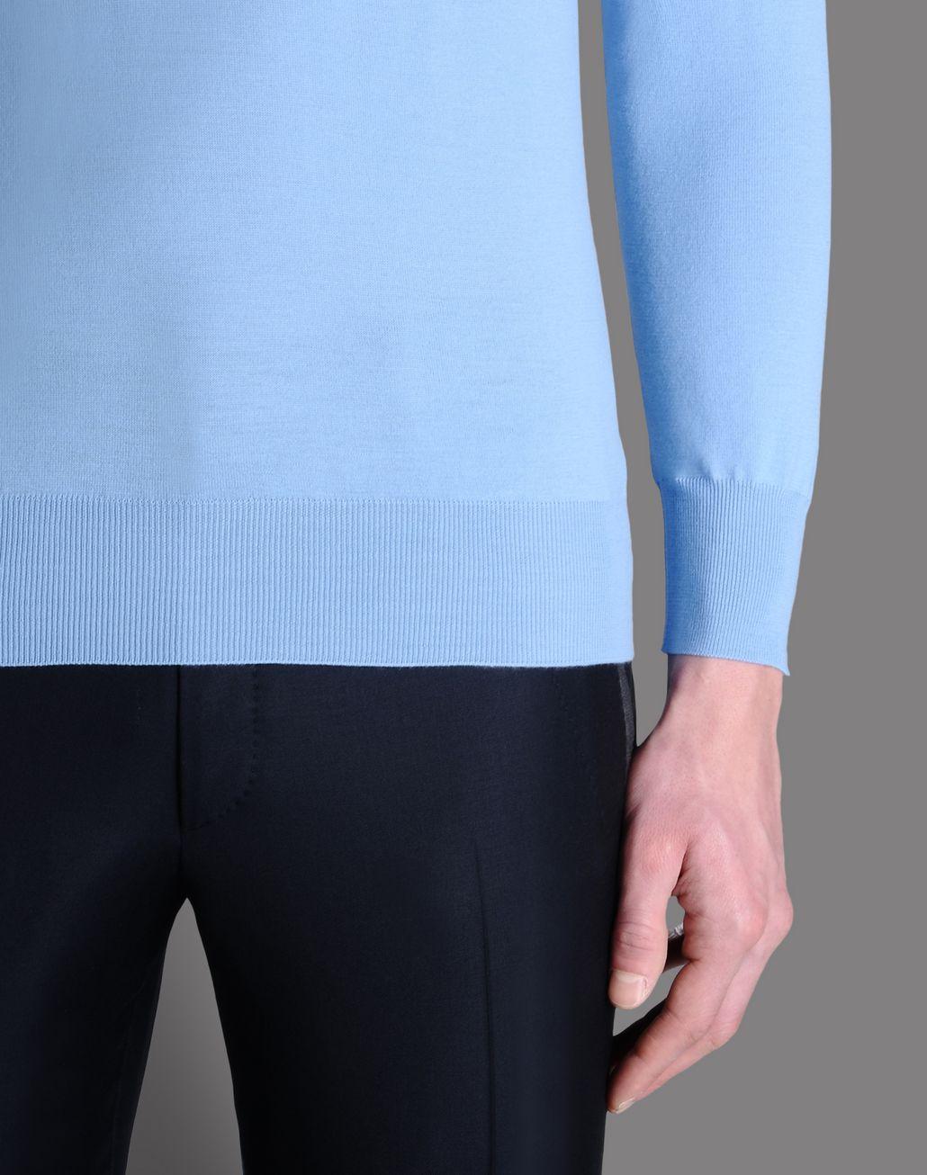 BRIONI ZIP TURTLE NECK Knitwear U e