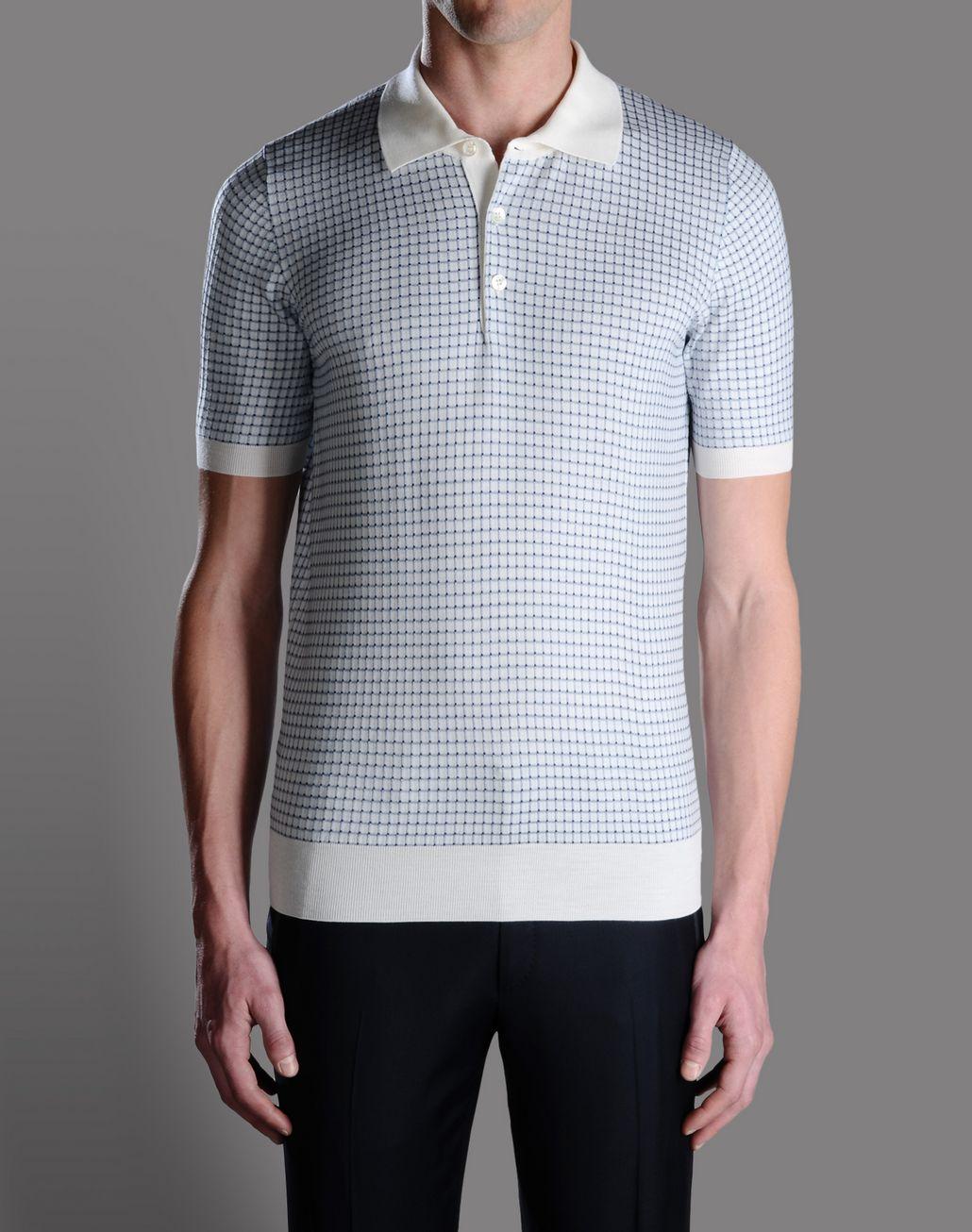 BRIONI POLO SHIRT T-Shirts & Polos U f