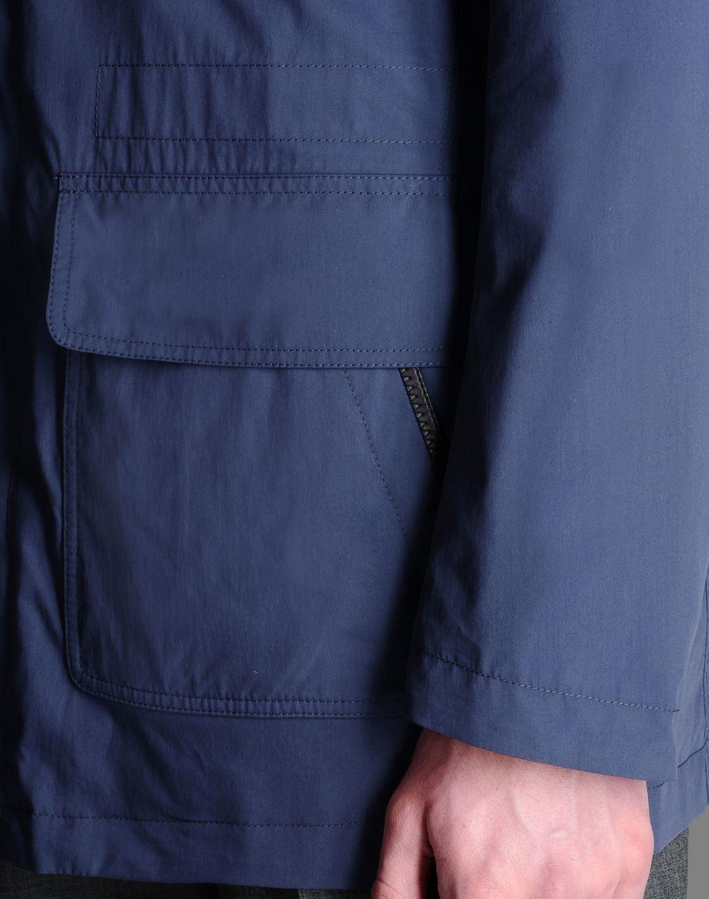 BRIONI REVERSIBLE FIELD JACKET Outerwear U d