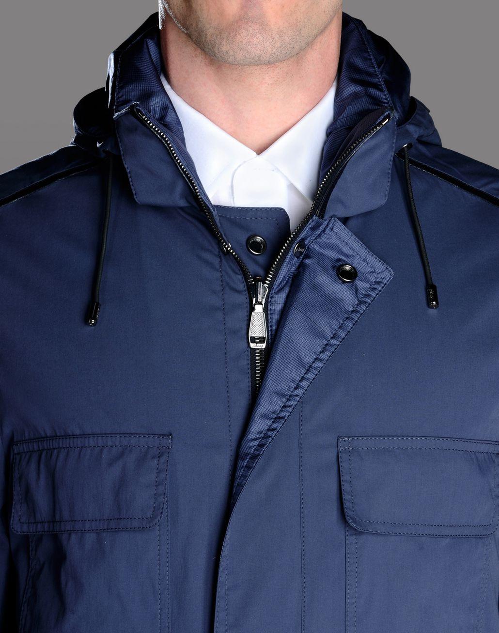 BRIONI REVERSIBLE FIELD JACKET Outerwear U e
