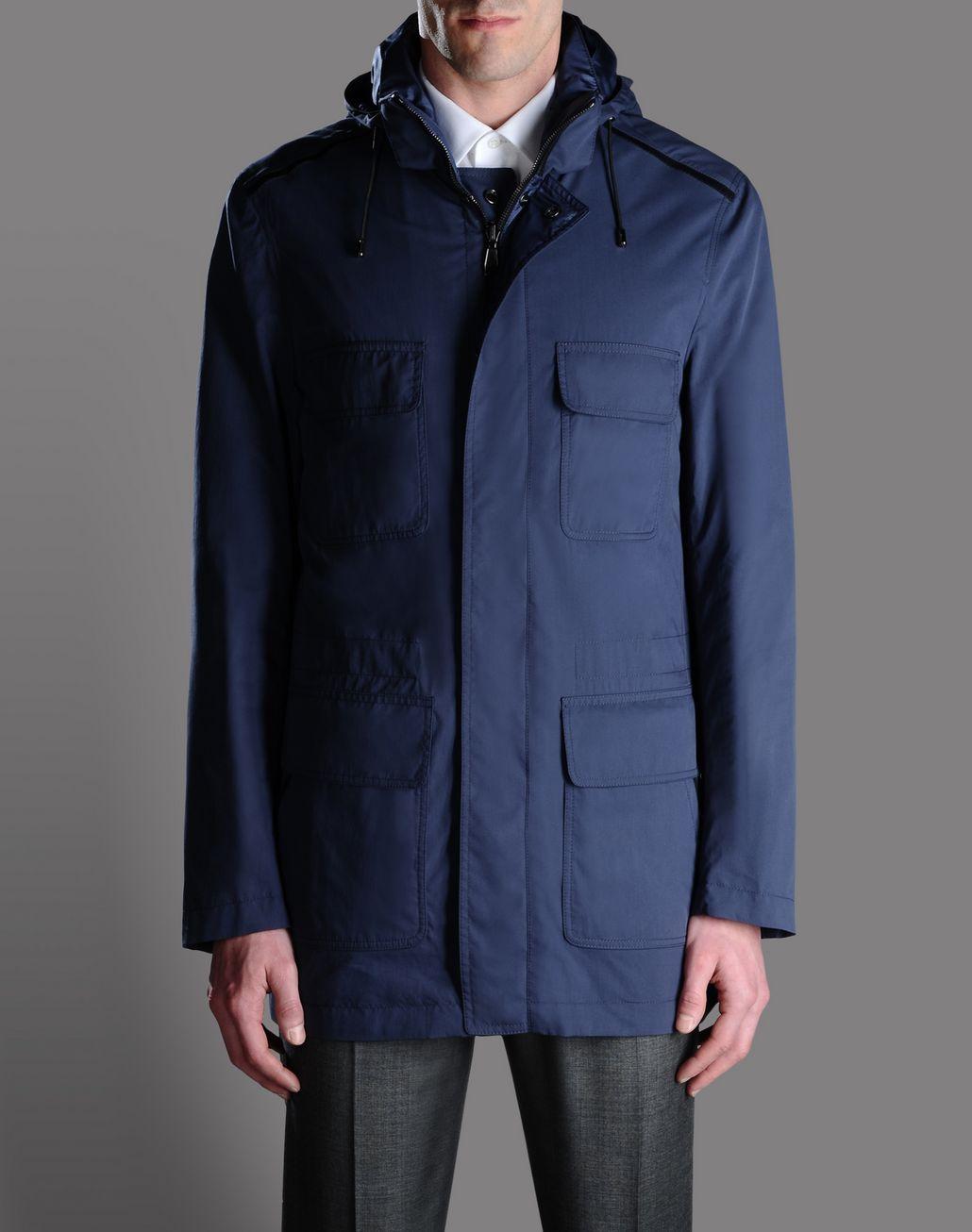 BRIONI REVERSIBLE FIELD JACKET Outerwear U f