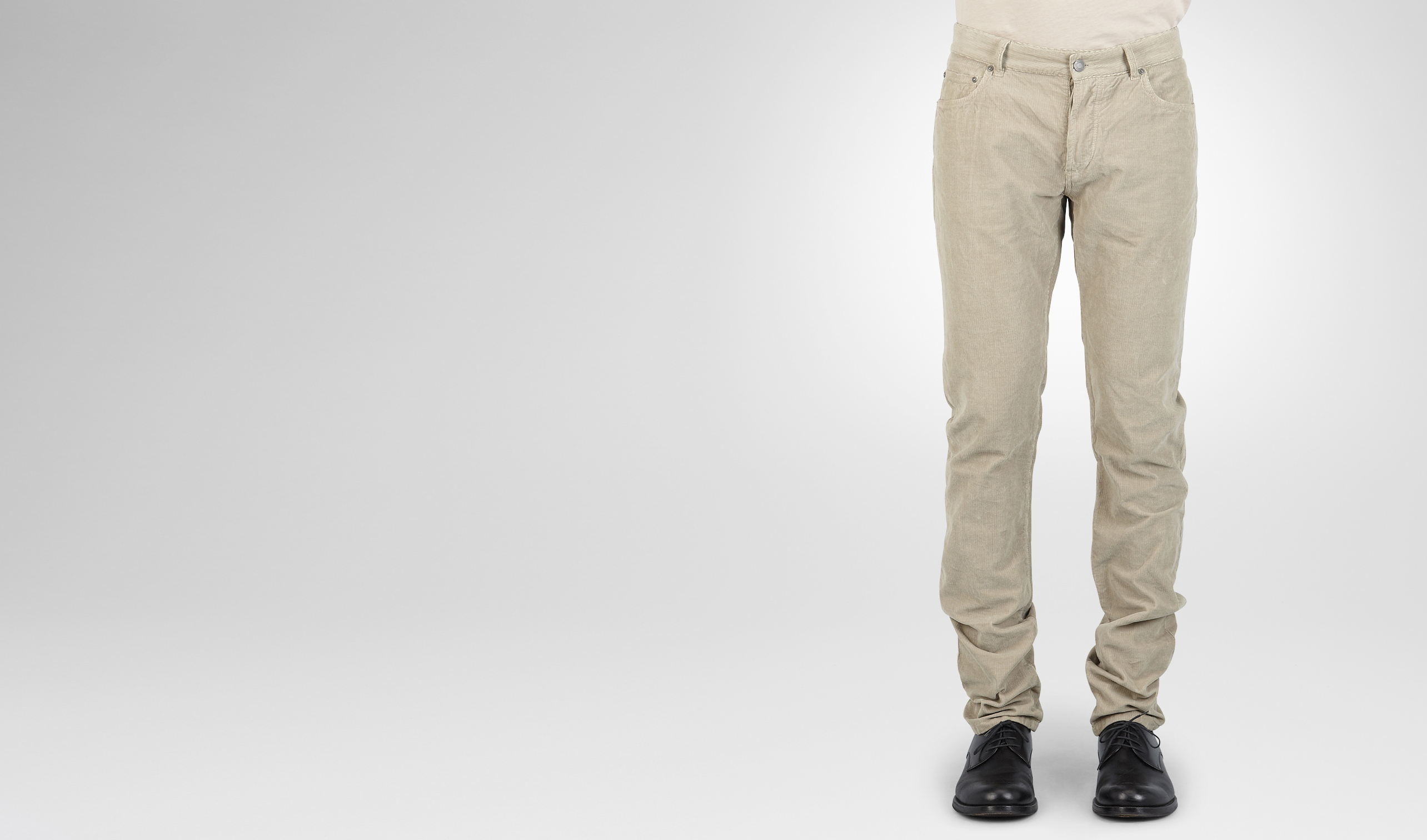BOTTEGA VENETA Jeans or Pant U Sand Summer Velvet Corduroy Pant pl