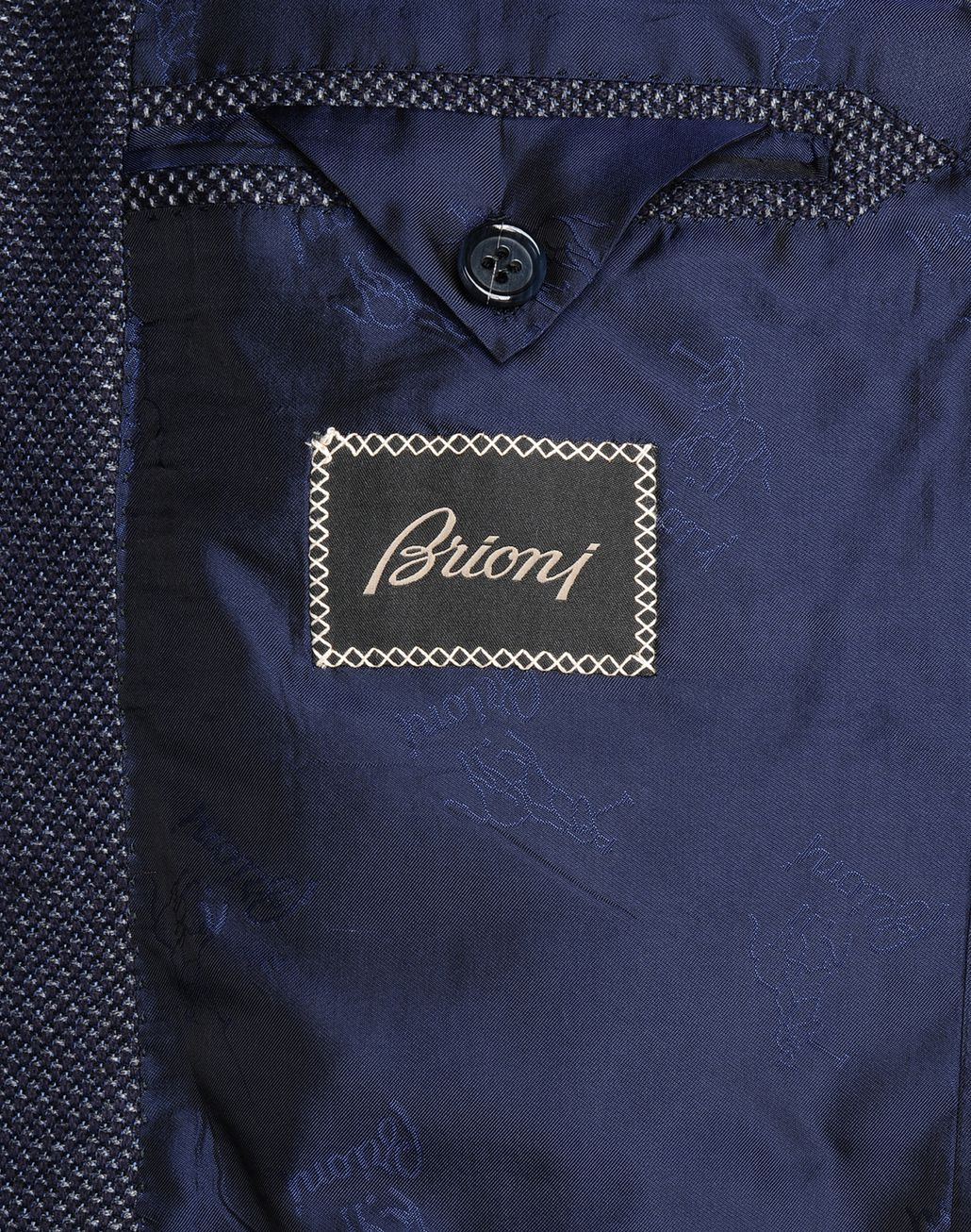 BRIONI Jacket with peaked lapels Suits & Jackets U a