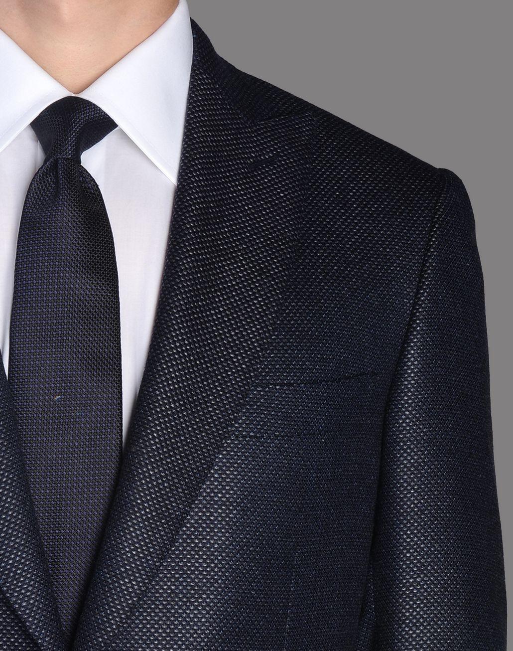 BRIONI Jacket with peaked lapels Suits & Jackets U d