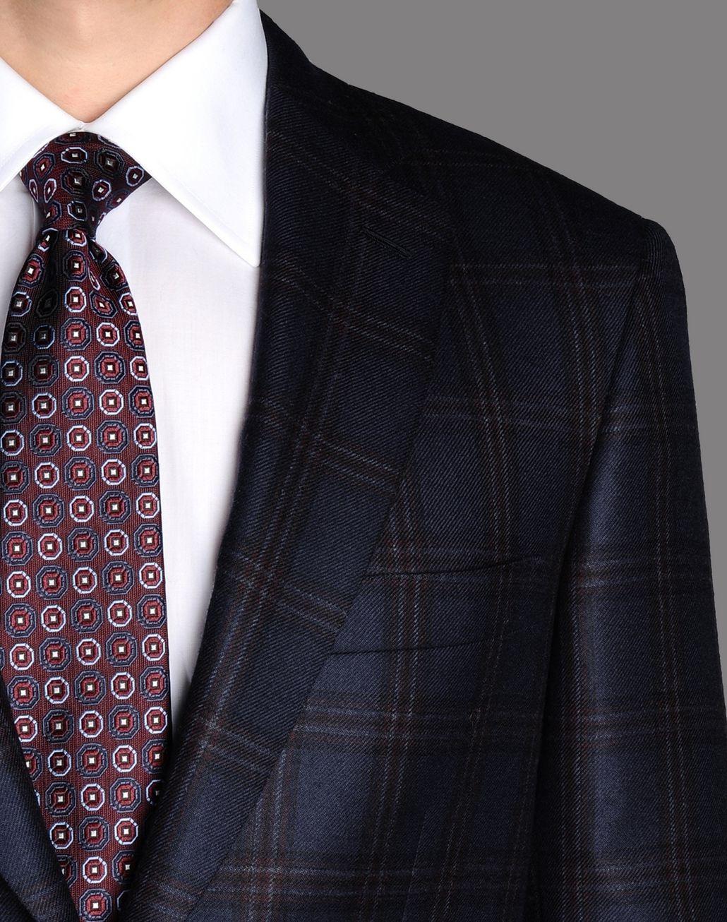 BRIONI Two-button jacket Suits & Jackets U d