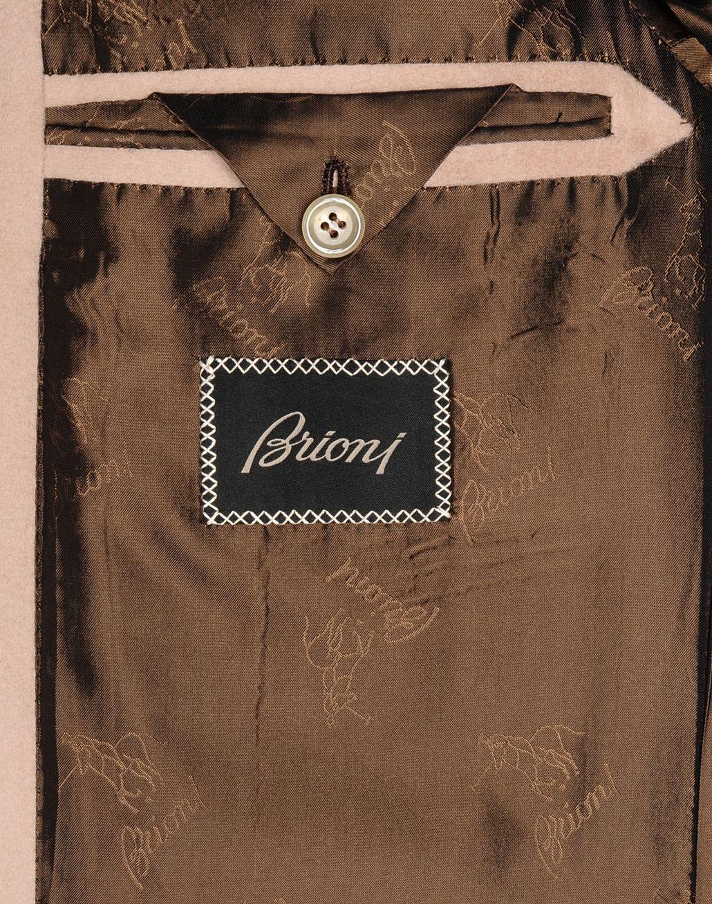 BRIONI cashmere coat Outerwear U a