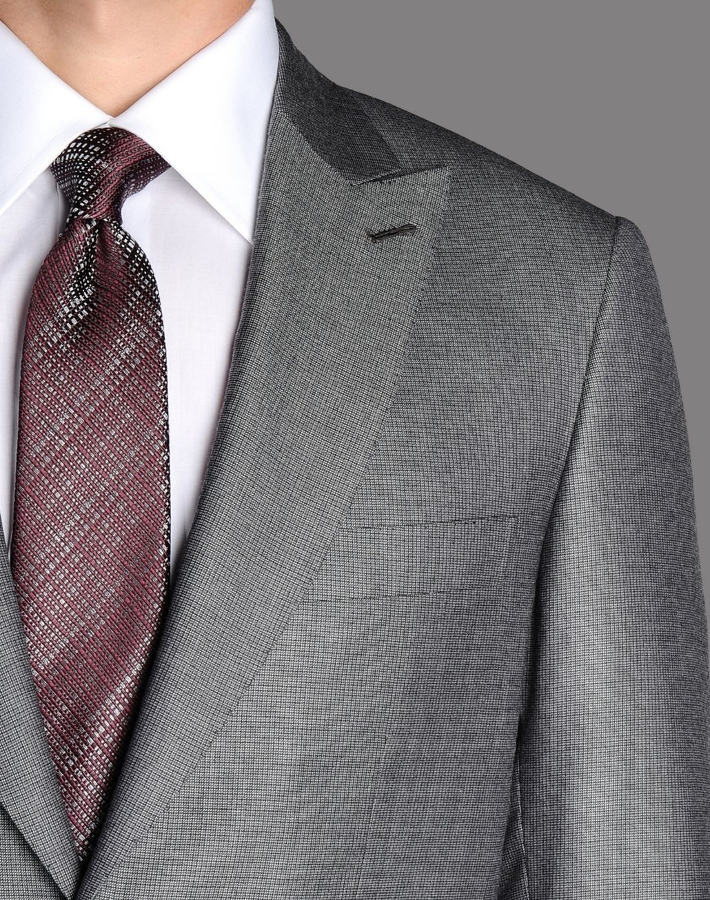 BRIONI wool and silk suit Suits & Jackets U d