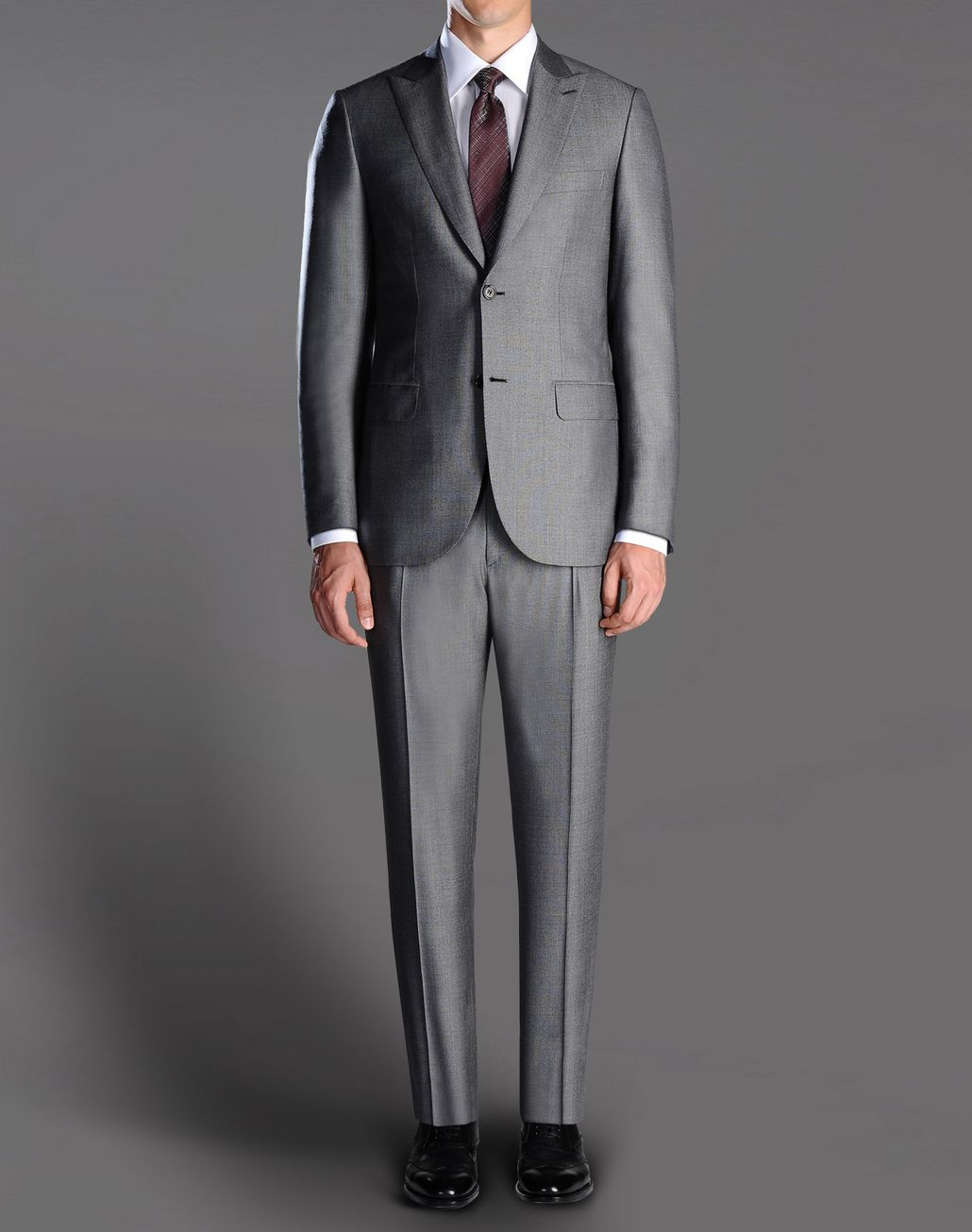 BRIONI wool and silk suit Suits & Jackets U f