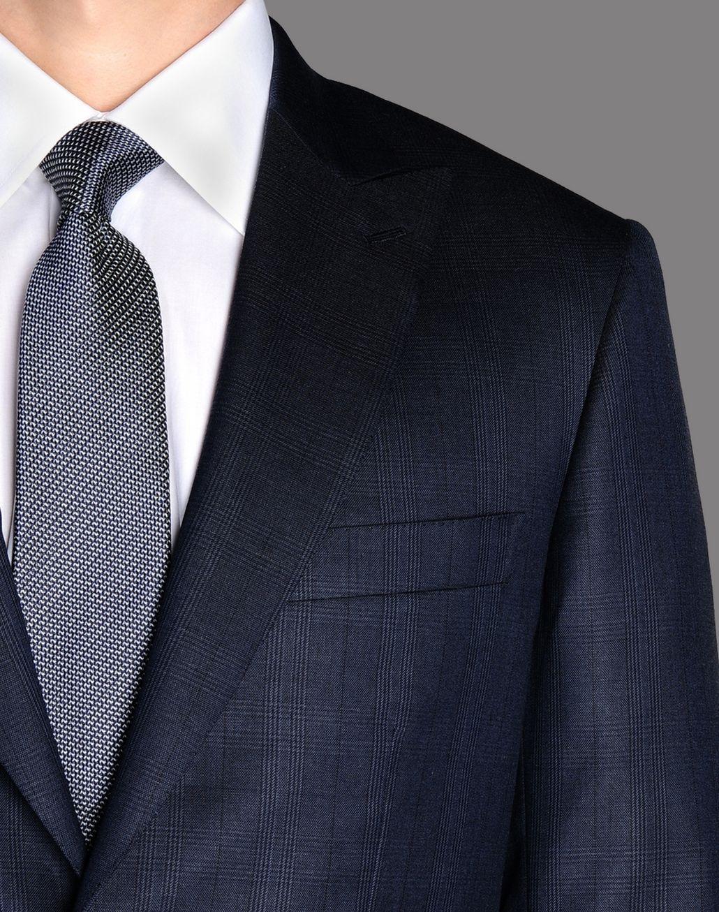 BRIONI Prince of Wales suit Suits & Jackets U d
