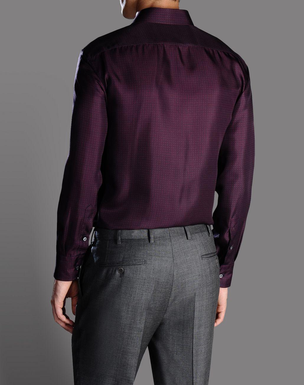 BRIONI printed silk shirt Shirt U d