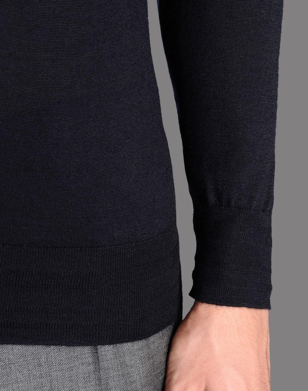 BRIONI cashmere and silk turtleneck Knitwear U d