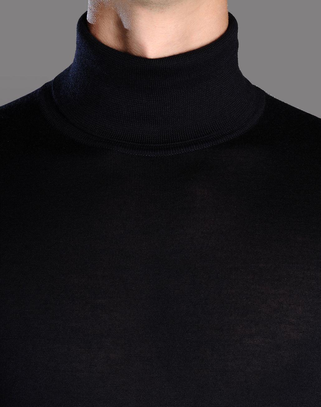 BRIONI cashmere and silk turtleneck Knitwear U e