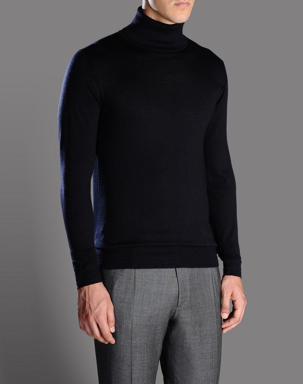 BRIONI cashmere and silk turtleneck Knitwear U f