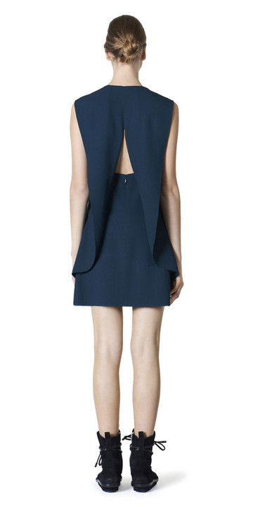 BALENCIAGA Dress D Balenciaga Fluid Wing Dress f