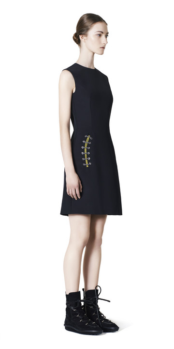 BALENCIAGA Dress D Balenciaga Shoe Lace Dress f