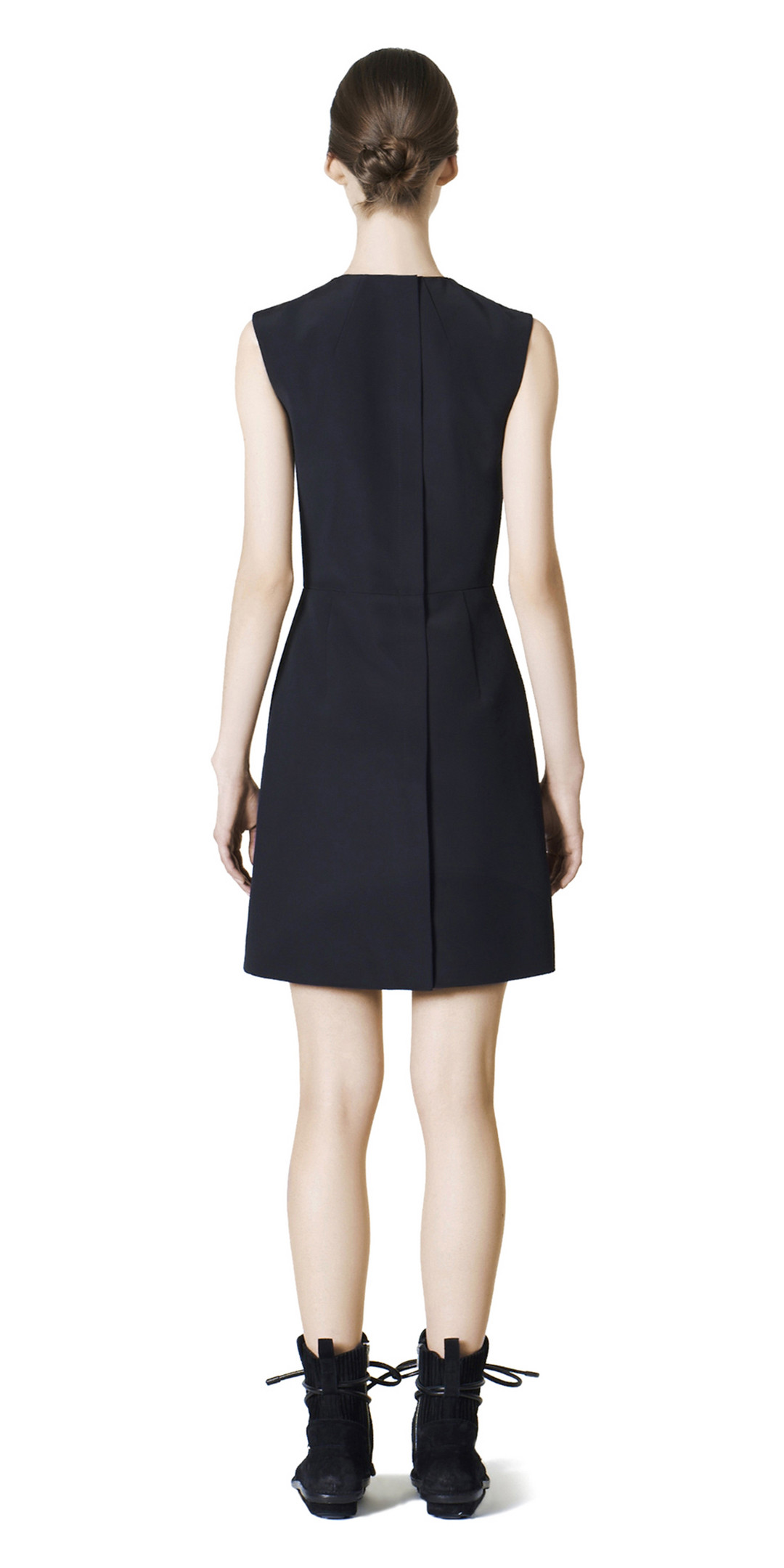 BALENCIAGA Dress D Balenciaga Shoe Lace Dress i