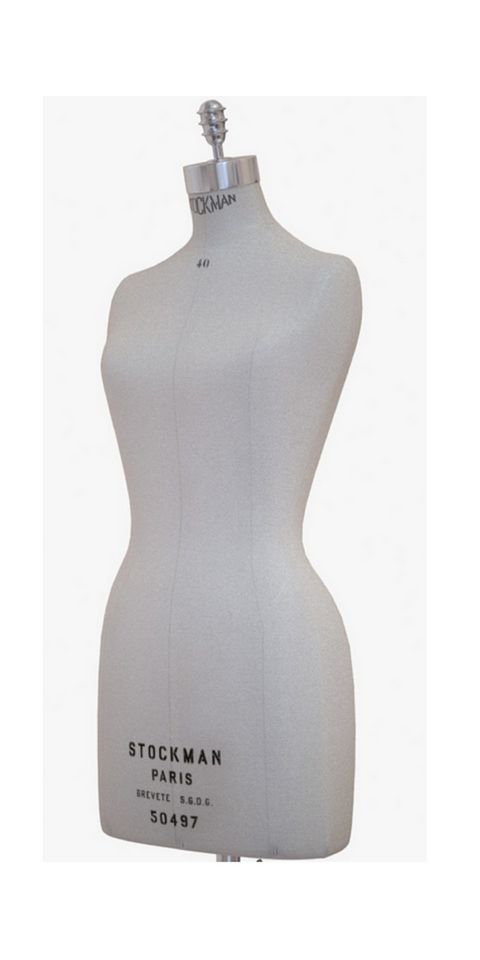 Balenciaga Landscape Belted Dress