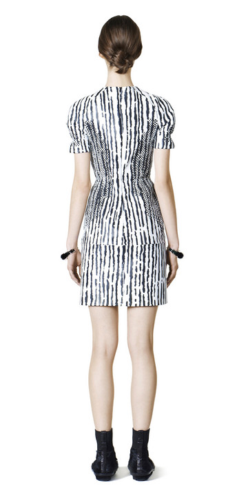 BALENCIAGA Dress D Balenciaga Engineer Dress f