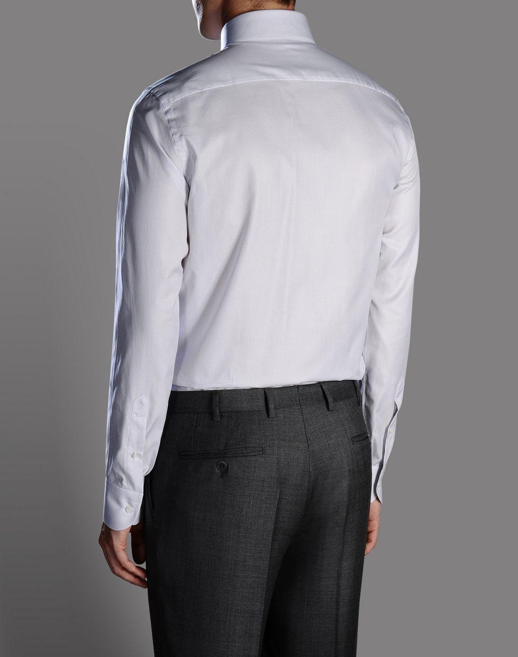 BRIONI micro-check shirt Shirt U d