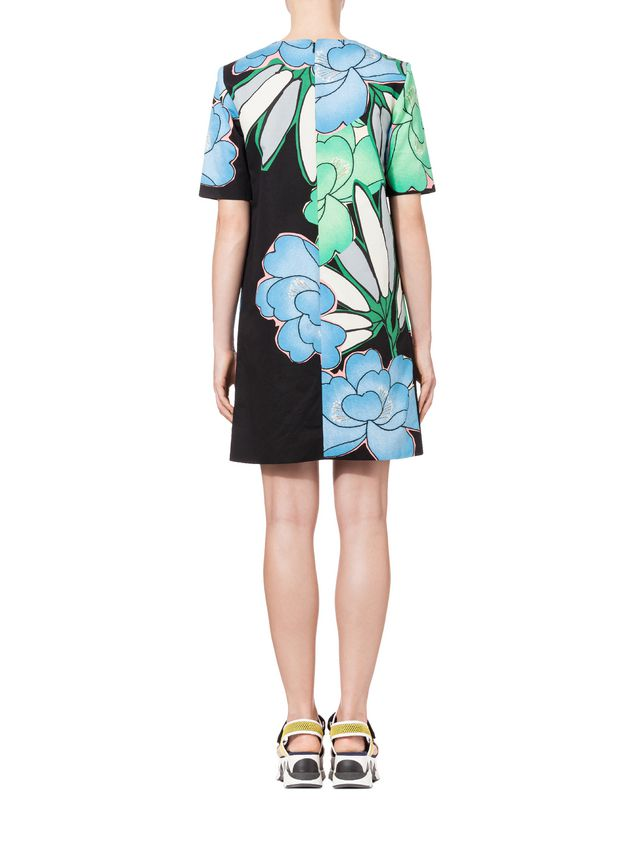 Marni Short Sleeve Dress Woman
