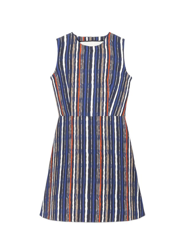 Marni Dress in double velvet Shades print Woman - 2