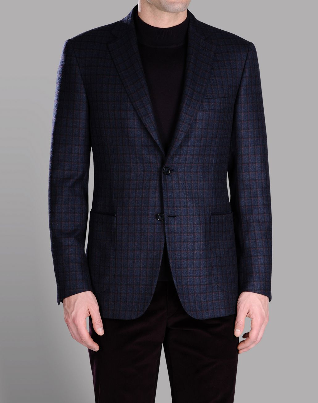 BRIONI DRESSAGE JACKET Suits & Jackets Man f